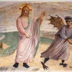 """""""Vai embora, Satanás, pois está escrito: 'Adorarás o Senhor, teu Deus, e só a ele prestarás culto'"""" Foto: Arquivo Gaudium Press"""