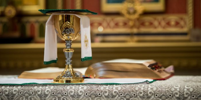 Para não deixar os fiéis sem participar da Celebração Eucarística, muitas Dioceses optaram por transmitir a Missa pela internet ou por emissoras de televisão de inspiração católicas.