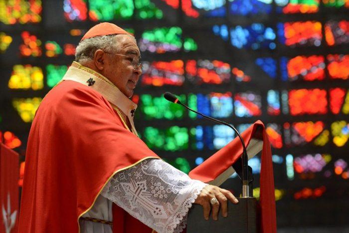 O Arcebispo do Rio de Janeiro recordou que ao longo da história diversas epidemias surgiram, entretanto, com a mão de Deus e a Fé do povo, sempre se achou a cura.