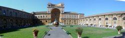 Ainda respeitando as normas de higiene e distância impostas pela quarentena do coronavírus, a partir de 1º de junho será reaberto para visitações públicas o complexo museológico do Vaticano. As Vilas Pontifícias de Castel Gandolfo reabrirão no dia 6 de junho.