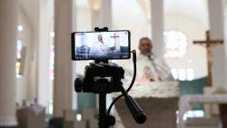 No novo canal de TV é possível acompanhar a Missa e cerimônias no rito bizantino, da Catedral de Blaj, sede do Arcebispado-Mor da Igreja Greco-Católica na Romênia.