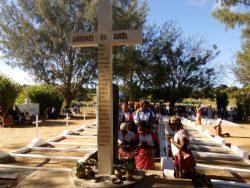 A canonização da Serva de Deus Luísa Mafo e Companheiros, Mártires de Guiúa, Moçambique, caminhou um passo a mais.