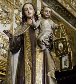 A Província Carmelitana de Santo Elias está presente em sete estados do Brasil e sempre favoreceu e incentivou a devoção à Virgem do Carmo.