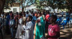 Esta Missão ganha realce por causa da pandemia que assola a região e os ataques do ISIS que tem fustigado a Diocese de Pemba.