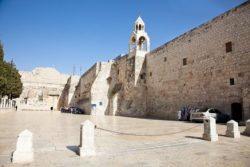 Mais uma vez, a Basílica que tem em seu interior o local onde Jesus nasceu, fechou suas portas por causa do coronavirus.