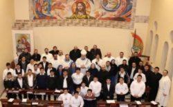 Depois de 150 anos, a pandemia do coronavírus leva Seminário Católico de Beit Jala a cancelar ano letivo.