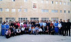 Depois de 150 anos atividade, a pandemia do coronavírus leva Seminário Católico de Beit Jala a cancelar ano letivo.