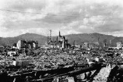 Por que foi escolhido lançar a segunda bomba atômica, precisamente sobre a cidade do Japão onde o catolicismo mais florescia?
