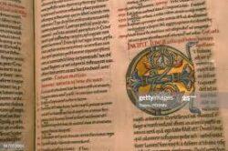 Na Festa de São Bernardo conheça uma obra inspirado por ele e que remete a um ambiente sacral que produziu frutos imperecíveis como a Grande Bíblia de Claraval, escrita há 900 anos.