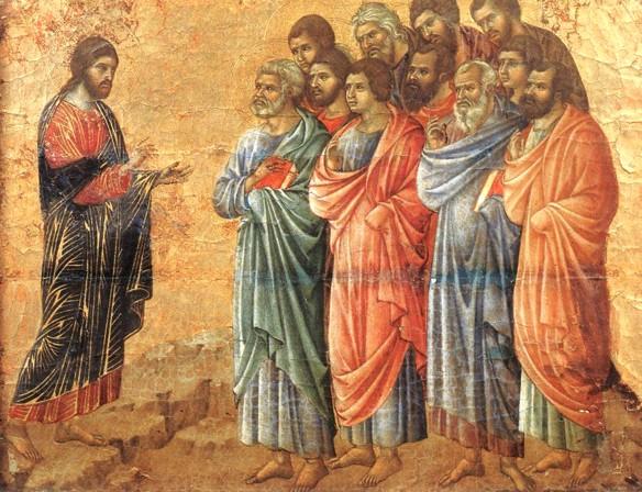 O caminho da verdadeira caridade é olhar para o outro com os olhos de Jesus; é ver Jesus no rosto dos pobres; é ter Jesus no centro, sempre.