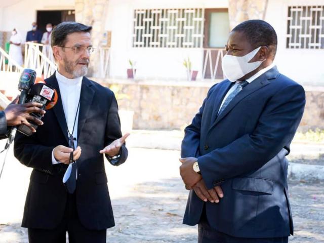 Analistas moçambicanos consideram que o encontro entre o Nyusi e o bispo de Pemba serviu para esclarecer, desanuviar as tensões e calar os ódios.