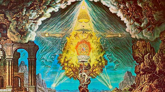 Os gnósticos dizem que somente os iniciados na gnose conhecem o fundo de todas as coisas. Eles são panteístas, creem que tudo é deus e que os indivíduos são reduzidos a números.