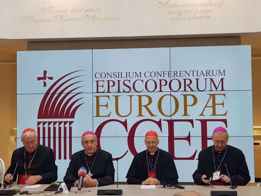 """Os Bispos europeu vão refletir sobre """"A Igreja na Europa depois da pandemia"""" e """"as mudanças"""" que a pandemia está criando em todos os setores da sociedade."""