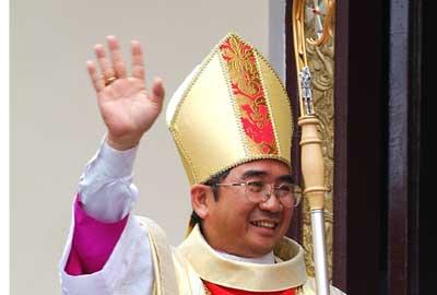 Um Ano Santo comemora Jubileu dos 350 anos da primeira visita pastoral de Dom Pierre Lambert de la Motte, Vigário Apostólico da Conchinchina, atual Vietnã.
