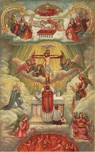 """No dia de São Nicolau de Tolentino, """"Padroeiro das Almas"""", vale a pena recordar citações bíblicas, a voz dos santos e a proteção dessas benditas almas."""