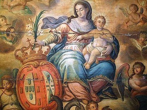 Há 700 anos, a partir de Coimbra, lugar tão emblemático e tão significativo, cresceu, desenvolveu-se, propagou-se o culto da Imaculada Conceição em Portugal.