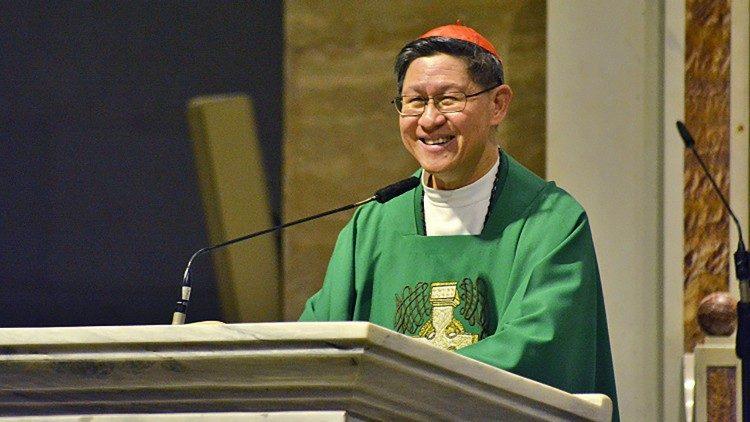 """""""Uma grande alegria para toda a Igreja"""", diz reitor do Pontifício Colégio Filipino: """"Deus quer que ele continue servindo no escritório do Vaticano para as Missões"""""""