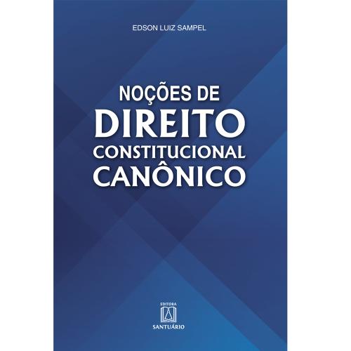 Na obra Direito Constitucional Canônico, publicada pela Editora Santuário, o Professor Sampel trata da constituição jurídica da Igreja católica.