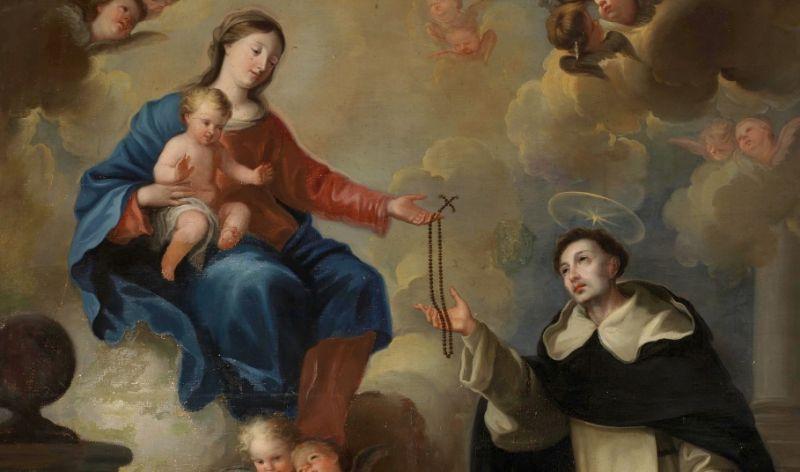 """Nem São Francisco de Assis conheceu essa """"nova arma"""" de defesa da fé que nos cunduz a Jesus em união com Maria."""