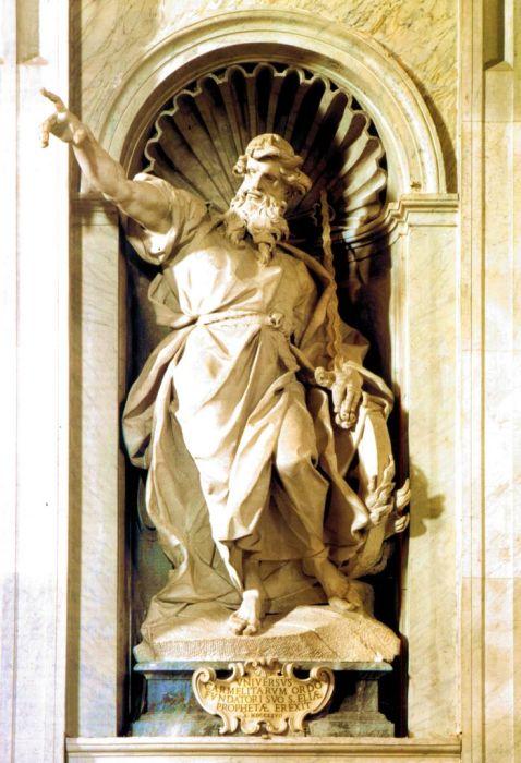Santo Elias: exemplo de pessoas de fé que passam por tentações e sofrimentos, mas vivem à altura do ideal para o qual nasceram.
