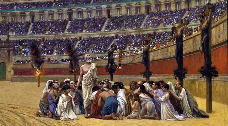 """""""Em todas as épocas de sua História, considerando o número imenso de seus filhos, a Igreja tem alguns que são virtuosos, e outros não. Isto ocorreu, por exemplo, no tempo das catacumbas, quando havia os lapsi, ou seja, católicos que eram relapsos e apostatavam da Fé cristã."""
