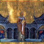 São Gregório Taumaturgo: expulsava demônios e convertia multidões; fez uma montanha se mover, secou uma lagoa, deteve inundações; santificou-se.