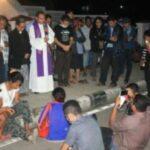 """Os Bispos """"expressam condolências aos familiares das vítimas"""" e """"condenam brutalidade perpetrada em Sigi que causou mortes, destruição de casas e uma igreja """"."""