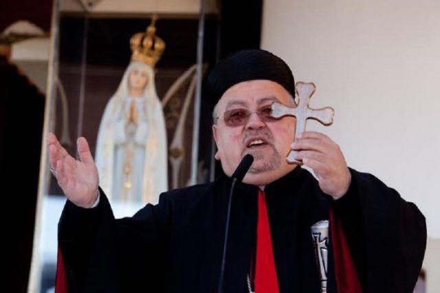 Arcebispo maroronita de Damasco, descreve rejeição dos fiéis católicos ao fechamento de igrejas e ao mandato de receber a comunhão na mão.