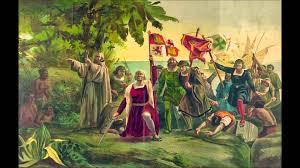 O jovem Ramón Pané, ouvindo Colombo narrar o que vira no Novo Mundo, sentiu-se chamado a dedicar-se à evangelizar almas na América.