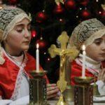 """O Parlamento iraquiano decidiu por unanimidade que o Natal será uma """"festividade nacional"""" comemorada em todo o país a partir deste ano."""