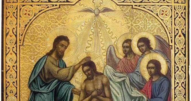 Jesus não nos salva do alto, com uma decisão soberana ou um ato de força: Ele nos salva vindo ao nosso encontro e tomando sobre si os nossos pecados.