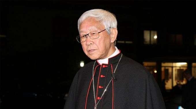 """A Igreja do Sagrado Coração vai ser derrubada para eliminar seu simbolismo """"ostententatório"""" que vai contra a política de """"chinesização"""" lançada por Xi Jinping ."""