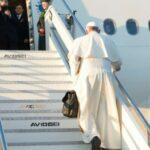 Francisco concretiza um fato histórico: pela primeira vez um Papa realiza uma Visita Apostólica ao Iraque.