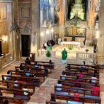 Conferência Episcopal Portuguesa decidiu que as Celebrações Eucarísticas com a presença da assembleia sejam retomadas a partir do dia 15 de março.