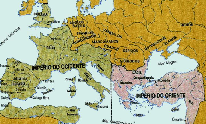 Em meio às corrupções e horrores, Bizâncio teve grandeza; herança do Império Romano, com sua força, lógica e espírito de organização acrescidos da graça do Batismo.