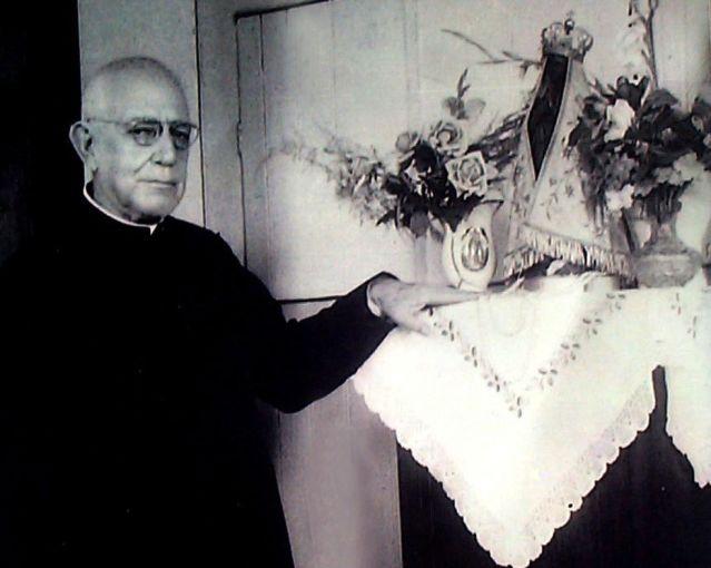 """O Beato Donizetti """"viu"""" que seu sonho seria realizado e tinha certeza disso, mas por obediência às autoridades eclesiásticas, não pode concretizá-lo em vida."""